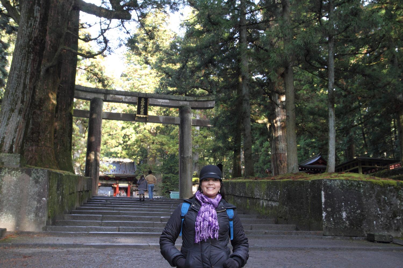 Entrada al santuario de Toshogu, en Nikko