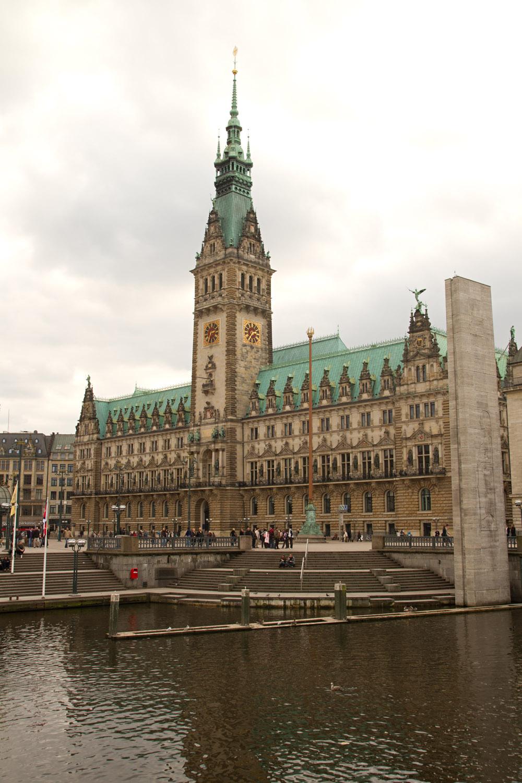 Ayuntamiento de Hamburgo