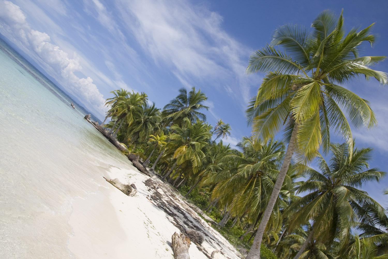 La belleza natural del archipiélago de San Blas en Panamá