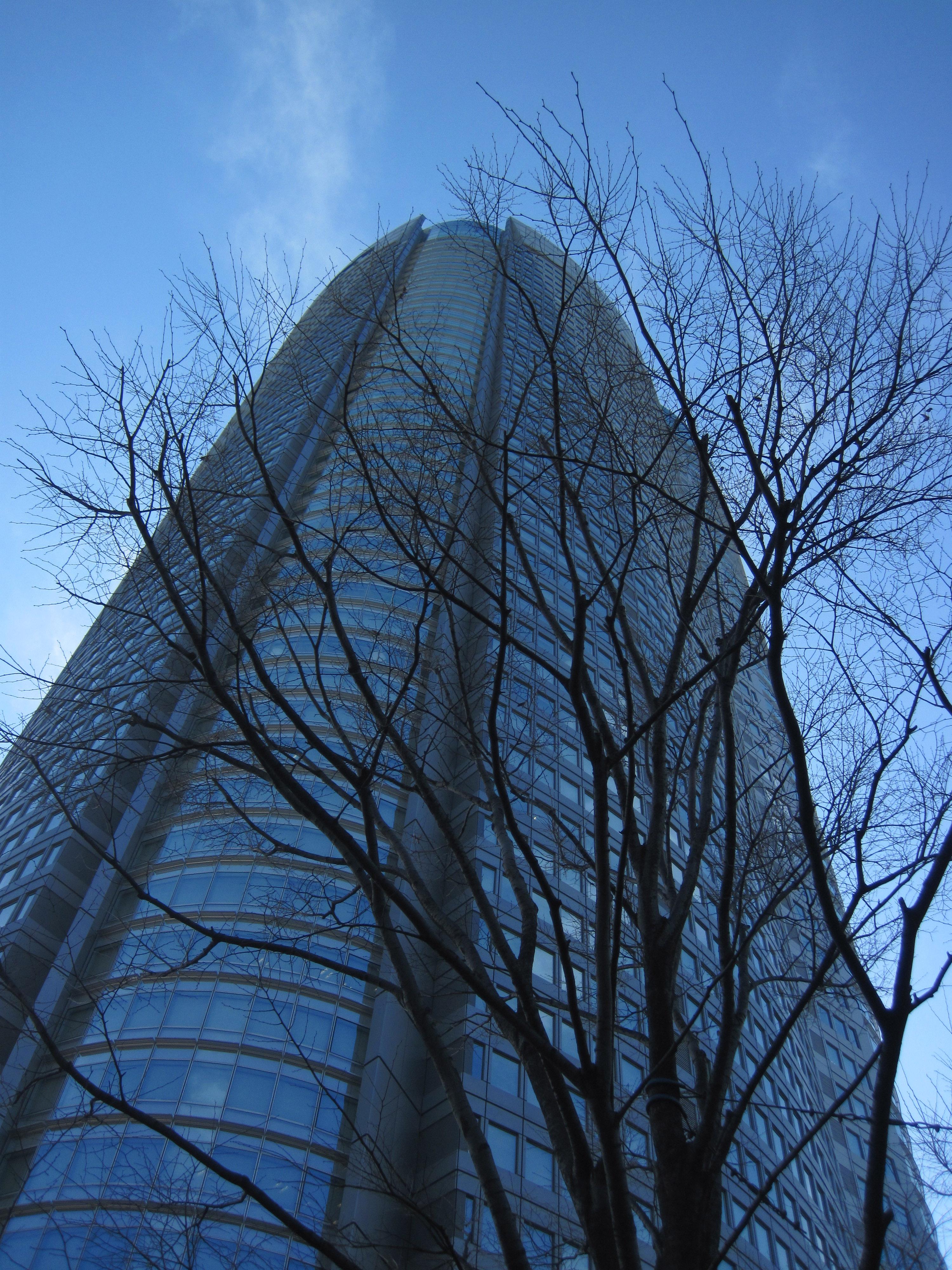 Torre Mori en Roppongi Hills