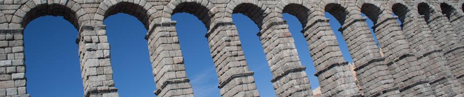 Acueducto romano de Segovia