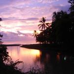 Atardecer en Jacó, Costa Rica