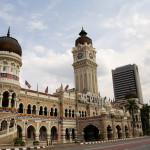 Plaza de la Independencia, Kuala Lumpur, Malasia