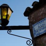 Calle de los suspiros, Colonia del Sacramento, Uruguay