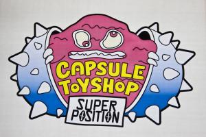 Tienda de juguetes en cápsula
