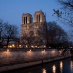 Catedral de Notre Dame de París, Francia