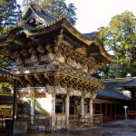 Puerta Yomeimon, Nikko, Japón