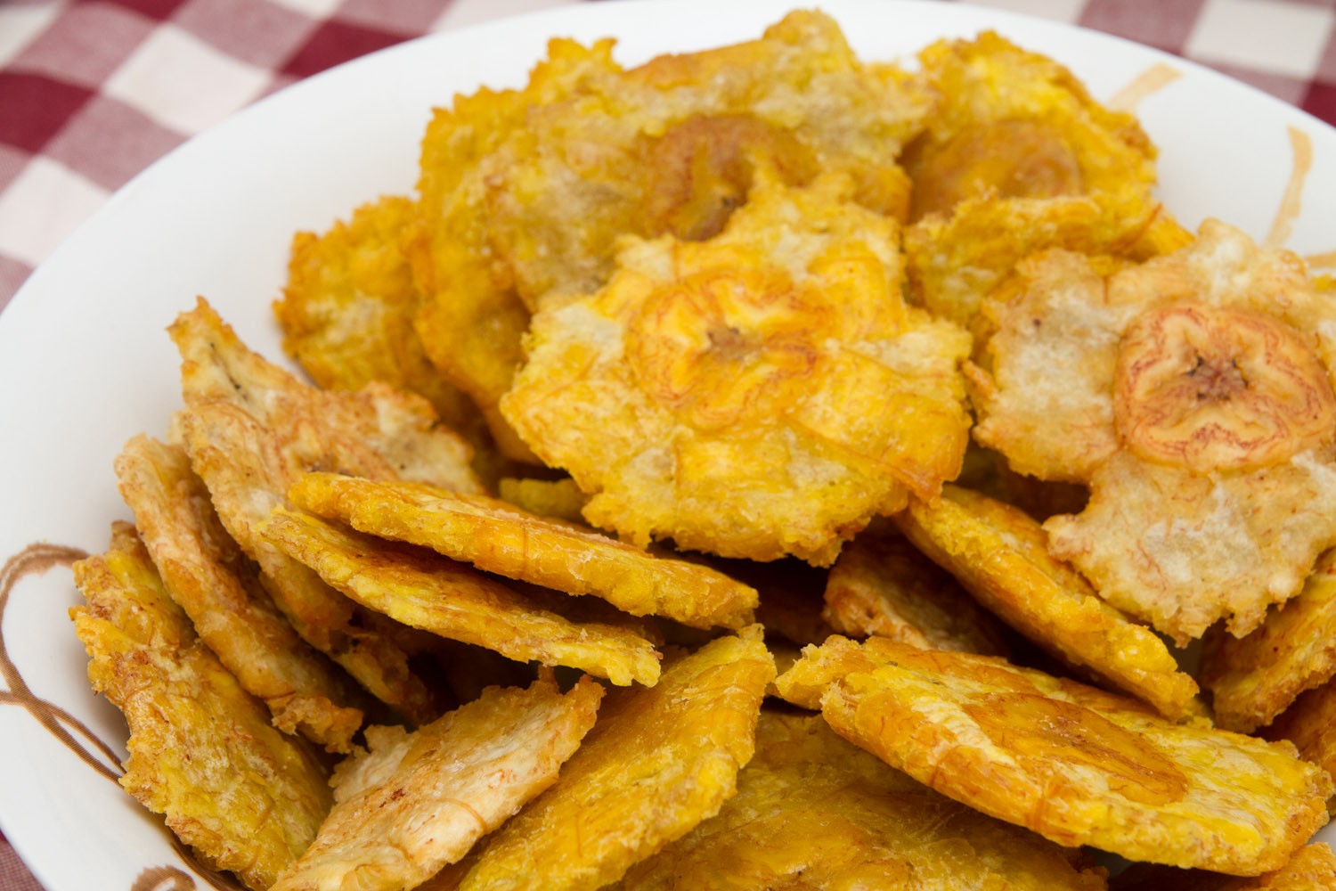 Displaying 19> Images For - Platanos Tostones...