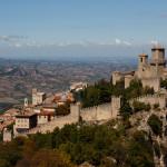 Una de las torres de San Marino, la Guaita