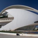 Palau de les Arts Reina Sofía, Valencia, España