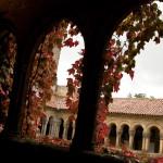 Claustro de la Colegiata de Santa Juliana, Santillana del Mar, España