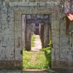 Las ruinas de la antigua colonia penal de la isla de Coiba, la más temida en Panamá.