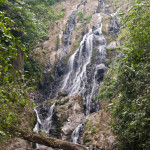 El Chorro Macho, una cascada en El Valle de Antón, Panamá