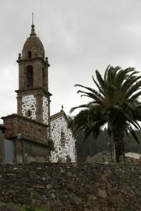 Iglesia de San Andrés de Teixido, España