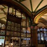 Cafetería del Palau de la Música Catalana, Barcelona, España