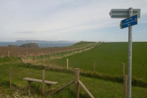 Senderos de la Costa de la Calzada, Irlanda del Norte