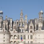 Castillo de Chambord, Francia