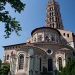 Basílica de San Saturnino de Tolosa, Toulouse, Francia
