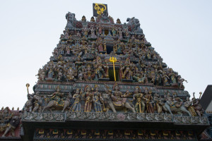 Templo Sri Veeramakaliamman, Singapur