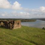 Fuerte San Lorenzo y desembocadura del río Chagres, Panamá