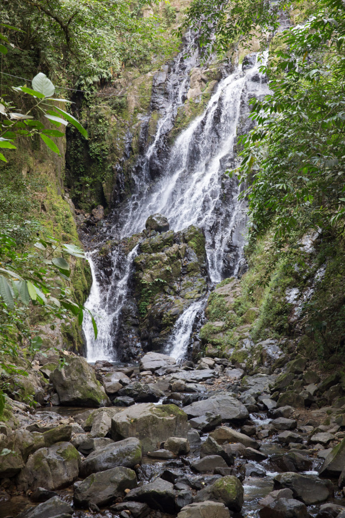 El Chorro Macho de El Valle de Antón, Panamá