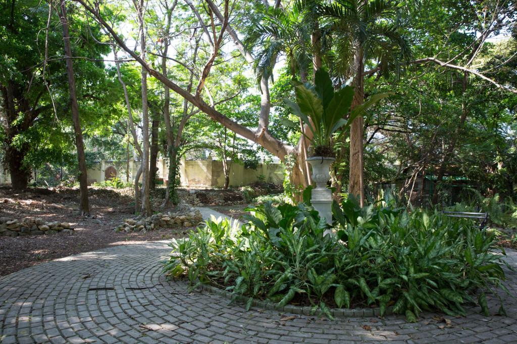 El Jardín la Quinta de los Molinos, un pulmón natural en la ciudad