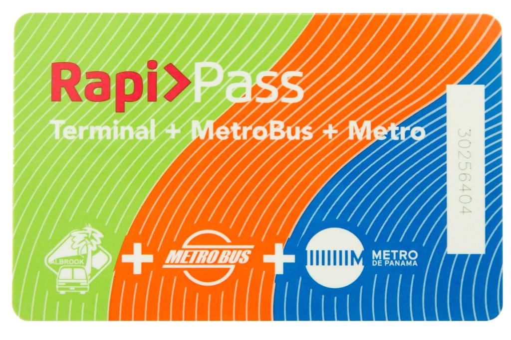 Tarjeta RapidPass de Panamá