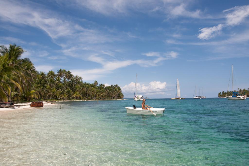 Playas de Panamá, San Blas