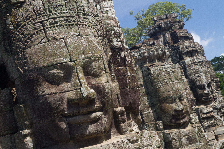 El sonriente Avalokitésvara