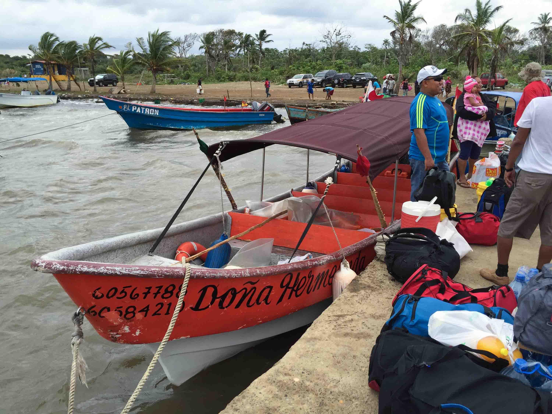 Puerto de Cartí, comarca de Guna Yala, Panamá
