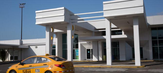 Opciones de transporte en el aeropuerto de Panamá Pacífico