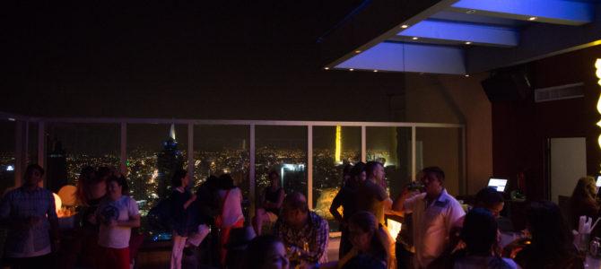 Fiestas de año nuevo en la ciudad de Panamá