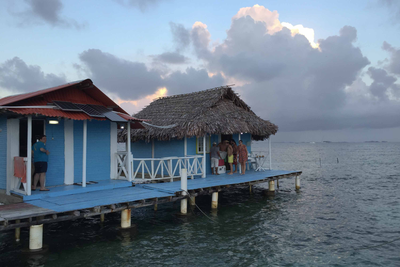 Hotel Corbiski, archipiélago de Guna Yala o San Blas, Panamá