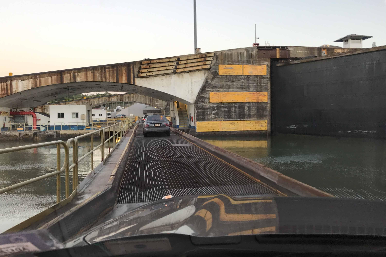 Esclusas de Gatún, Canal de Panamá