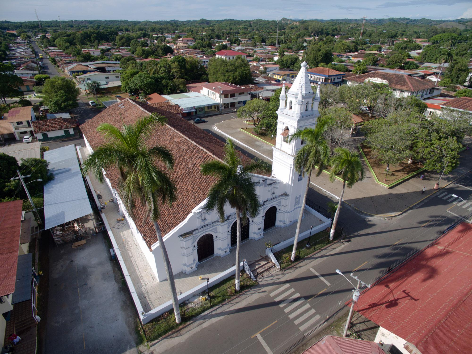 Iglesia de San Atanasio de La Villa de Los Santos, Panamá